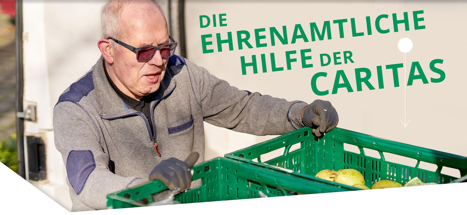 Ehrenamt der Caritas in Lippstadt-Rüthen